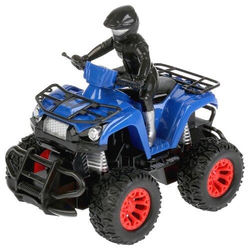 Купить Квадроцикл Shantou Gepai 1810F097 синий/черный, Радиоуправляемые игрушки