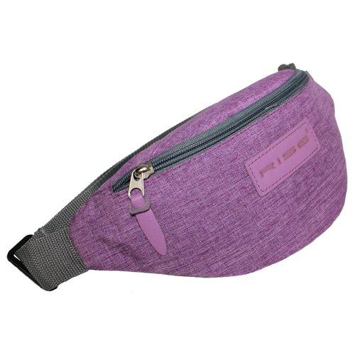 Сумка поясная RISE К-007, текстиль