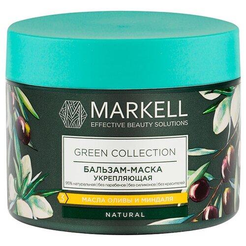 Купить Markell Green Collection Бальзам-маска для волос укрепляющая, 300 мл