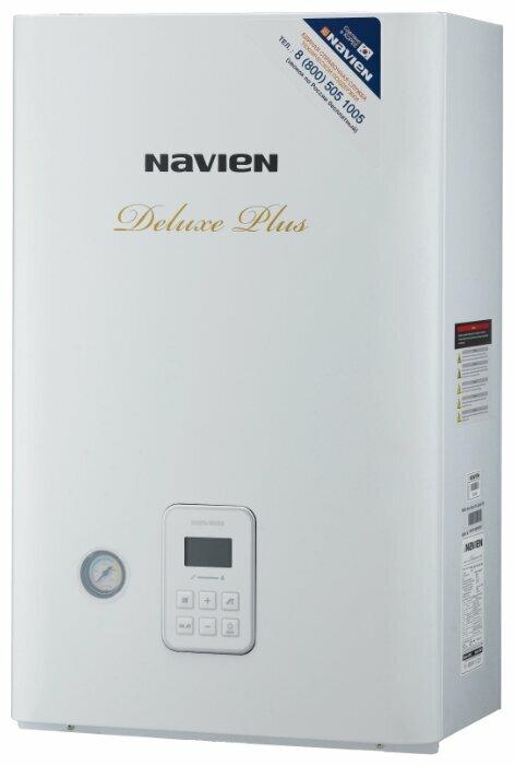 Газовый котел Navien DELUXE PLUS 30K 30 кВт двухконтурный
