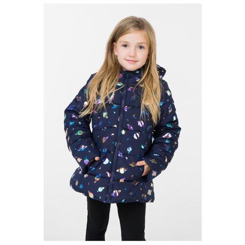 Купить Куртка INCITY размер 110, синий, Куртки и пуховики