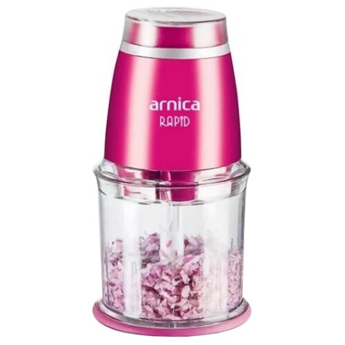Измельчитель ARNICA Rapid Mini розовый
