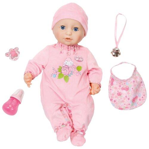 Интерактивная кукла Zapf Creation Baby Annabell 43 см 794-821 недорого