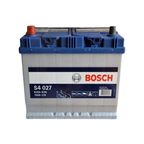 цена на Автомобильный аккумулятор Bosch S4 027 (0 092 S40 270)