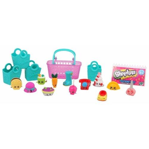 Игровой набор Moose Shopkins 3 сезон 56031 машинка cutie cars berry fast croissant с фигуркой shopkins 3 сезон