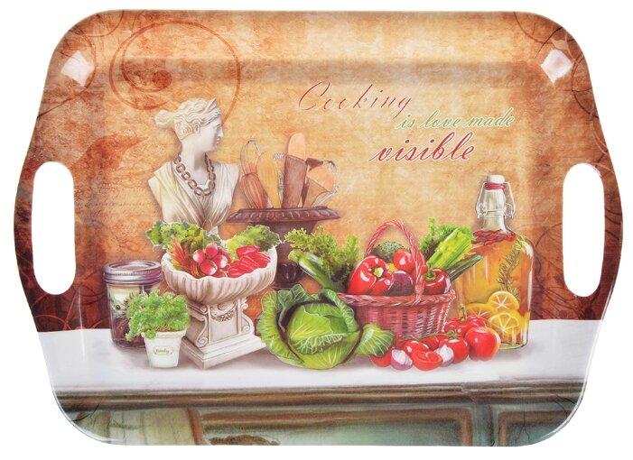 Поднос Vetta 862377 овощи