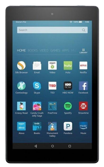 Планшет Amazon Kindle Fire HD 8 (2018) 16Gb — купить по выгодной цене на Яндекс.Маркете
