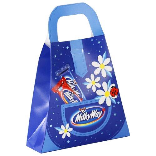 Набор конфет Milky Way Сумочка 144 г подарочный набор milky way кормушка 155 г