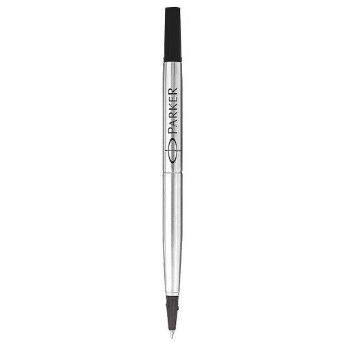 Купить Стержень для роллера PARKER Quink Rb Z01 F 0.5 мм (1 шт.) черный, Стержни, чернила для ручек