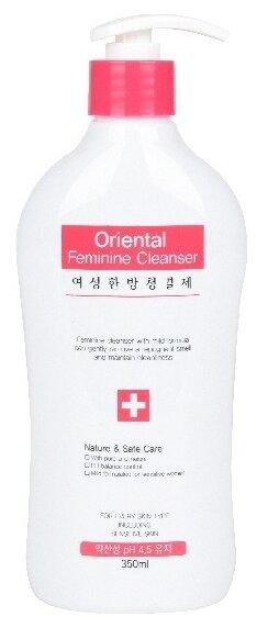 Well-being Health Pharm Гель для интимной гигиены очищающий, против неприятного запаха, 350 мл