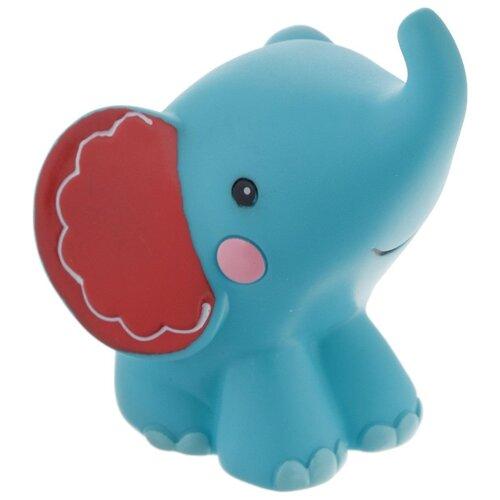 Фото - Игрушка для ванной Играем вместе Слоник (ST7-6) голубой игрушка для ванной играем вместе смешарики бараш lxst40r сиреневый
