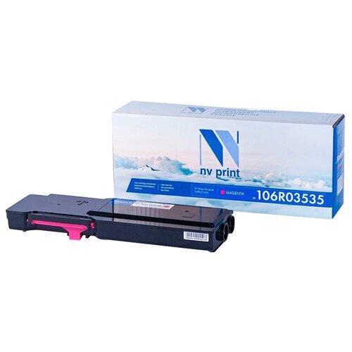 Фото - Картридж NV Print 106R03535 Magenta для Xerox, совместимый картридж nv print 006r01518 для xerox совместимый