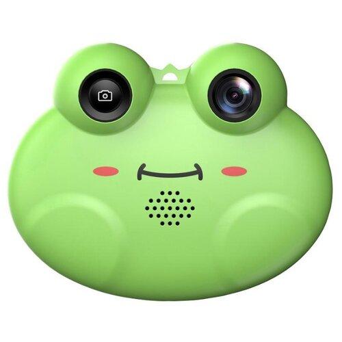 Фото - Детский цифровой фотоаппарат iBest ZA12, зеленый детский жилет washes the hei bao foreign trade 1388