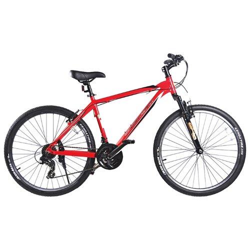 цена на Горный (MTB) велосипед KOMDA Ferrari FB2621-2118 красный 18 (требует финальной сборки)