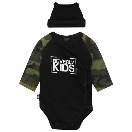 Комплект одежды BEVERLY KIDS размер 74, черныйКомплекты<br>