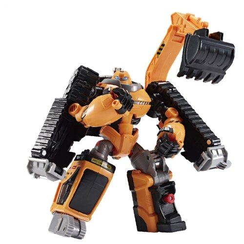 Купить Трансформер YOUNG TOYS Tobot Athlon Rocky 301066 оранжевый, Роботы и трансформеры