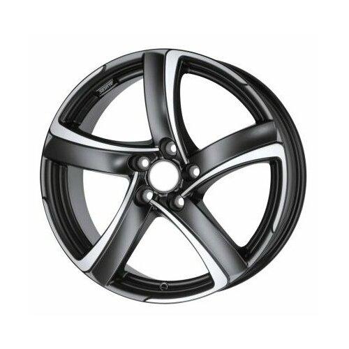 Фото - Колесный диск Yokatta Model-5 7x18/5x105 D56.6 ET38 BKF колесный диск legeartis opl510 7x18 5x105 d56 6 et38 bkf