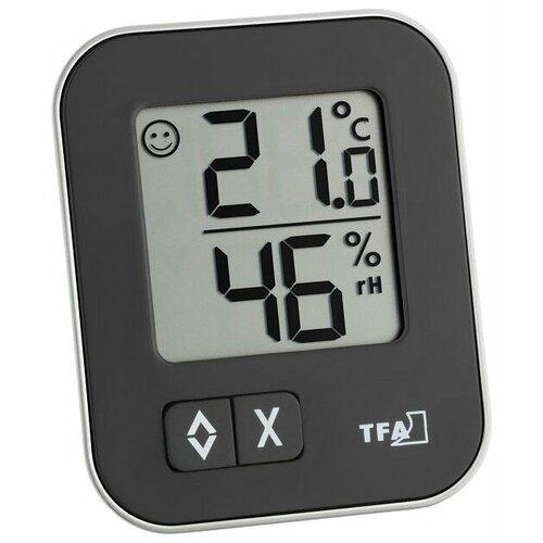 Термометр TFA 30502601 черный