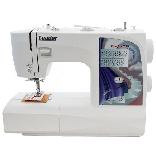 Швейная машина Leader NewArt 200, белый