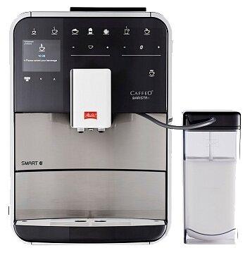 Кофемашина Melitta Caffeo Barista T Smart SST, серебристый фото 1