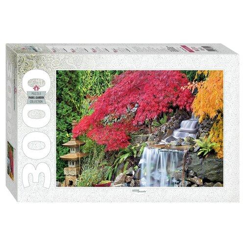 Пазл Step puzzle Park&Garden Collection Водопад в японском саду (85019), 3000 дет. пазл step puzzle park