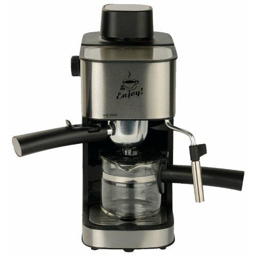 Фото - Кофеварка рожковая FIRST AUSTRIA FA-5475-2, серебристый/черный кофеварка first austria fa 5453 3 черный