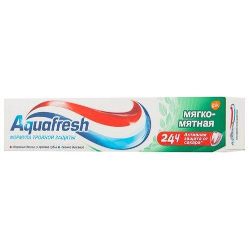 Зубная паста Aquafresh Мягко-мятная 100 млЗубная паста<br>