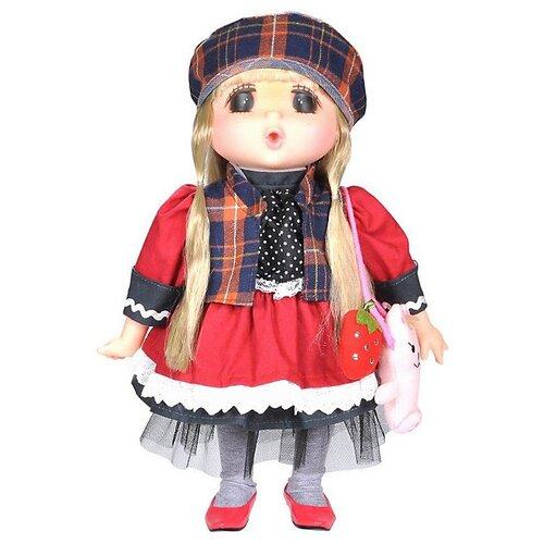 Фото - Кукла Lotus Onda Мадемуазель Gege в красном платье, 38 см, 14037 кукла lotus onda кристина 40 см