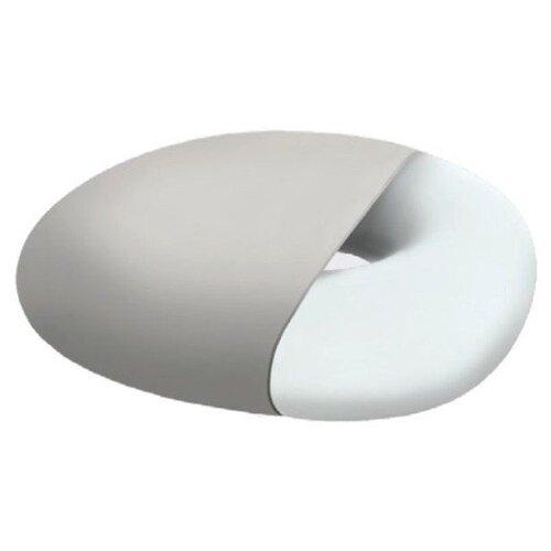 Подушка TRELAX ортопедическая с отверстием на сиденье Medica П06 43 х 47 см серый