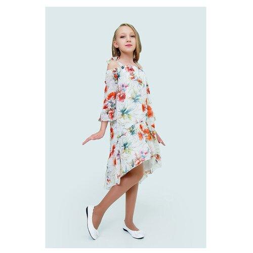 Платье Ladetto размер 36, молочный комплект платье болеро ladetto комплект платье болеро