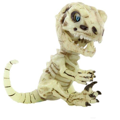 Купить Интерактивная игрушка робот WowWee Fingerlings Скелетон Глумм, Роботы и трансформеры