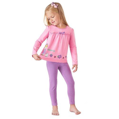 Пижама Lowry размер S, розовый/сиреневый сумка kd s 3473415 сиреневый розовый голубой