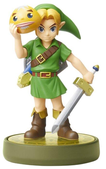 Фигурка Amiibo The Legend of Zelda Collection Линк Majora's Mask