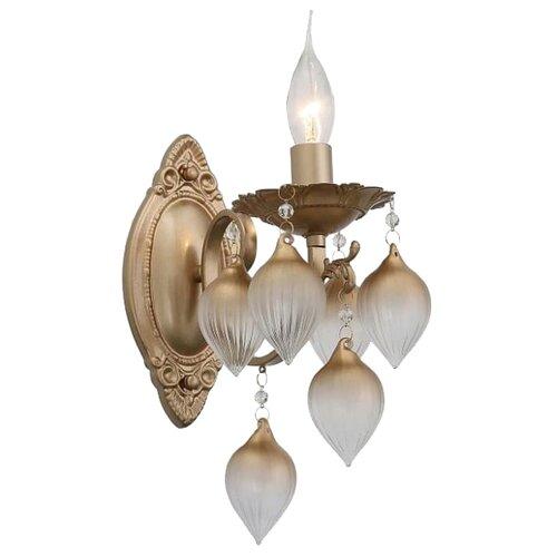 Настенный светильник ST Luce Frutti SL659.301.01, 40 Вт настенный светильник st luce grispo sl403 701 01 40 вт