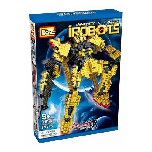 Фото - Конструктор LOZ iRobots 9353 конструктор loz brickheadz 1451 винни пух