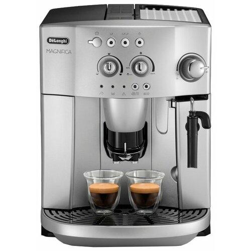 Кофемашина De'Longhi Magnifica ESAM 4200 серебристый
