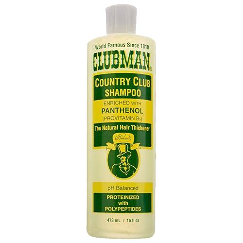 Купить Clubman шампунь Country Club восстанавливающий для ежедневного применения, 473 мл
