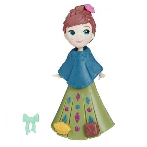 Кукла Hasbro Холодное сердце Маленькое королевство Анна, 8 см, E1766