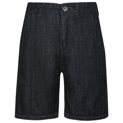Бермуды Paolo Pecora размер 128, синий футболка paolo pecora размер 128 белый