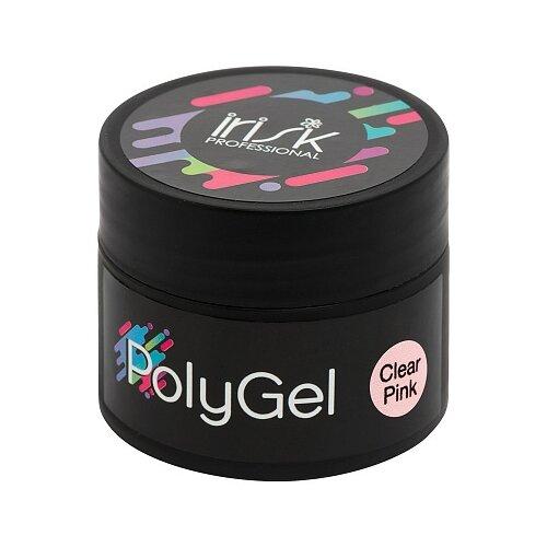 Акригель Irisk Professional PolyGel моделирующий, 20 мл 03 clear pink