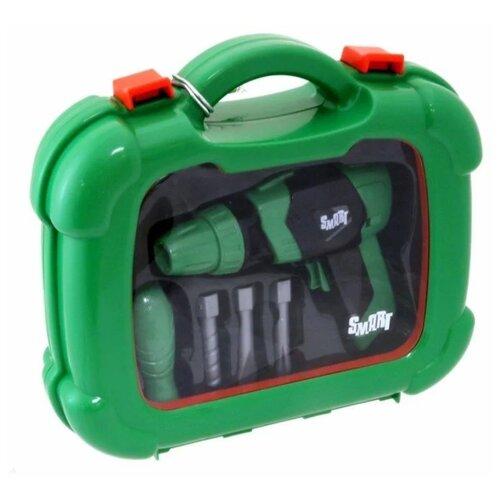 HTI Дрель в чемоданчике Smart (1416413)