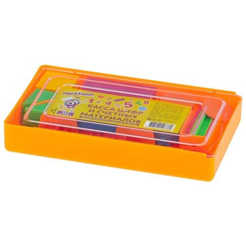Счетный материал Юнландия Легкий счёт 132 элемента разноцветные счетные палочки юнландия легкий счет 50 шт