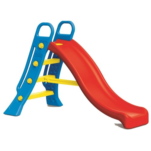 Купить Горка Dolu 3029 красный/синий/желтый, Игровые и спортивные комплексы и горки