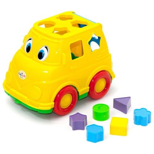 Сортер Orion Toys Микроавтобус сортеры orion toys куб малый