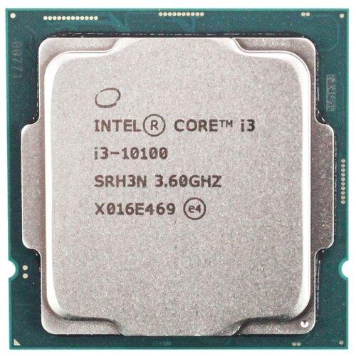 Купить Процессор Intel Core i3-10100 OEM