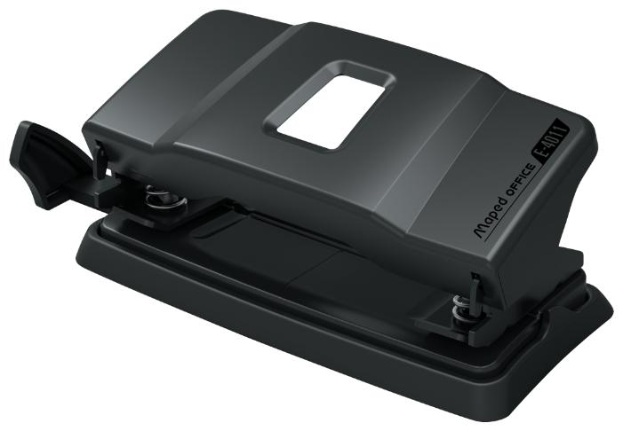 Дырокол Maped Essentials Metal E4011-E4013 12 листов