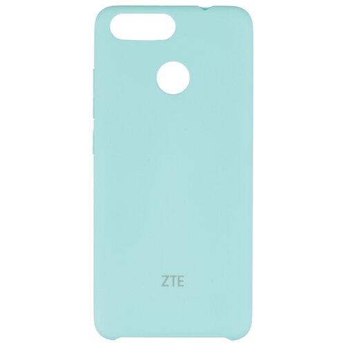 Чехол ZTE Protect Case для ZTE Blade V9 Vita мятный чехол книжка mypads для zte blade l5 plus zte blade l5 с мульти подставкой застёжкой и визитницей бирюзовый
