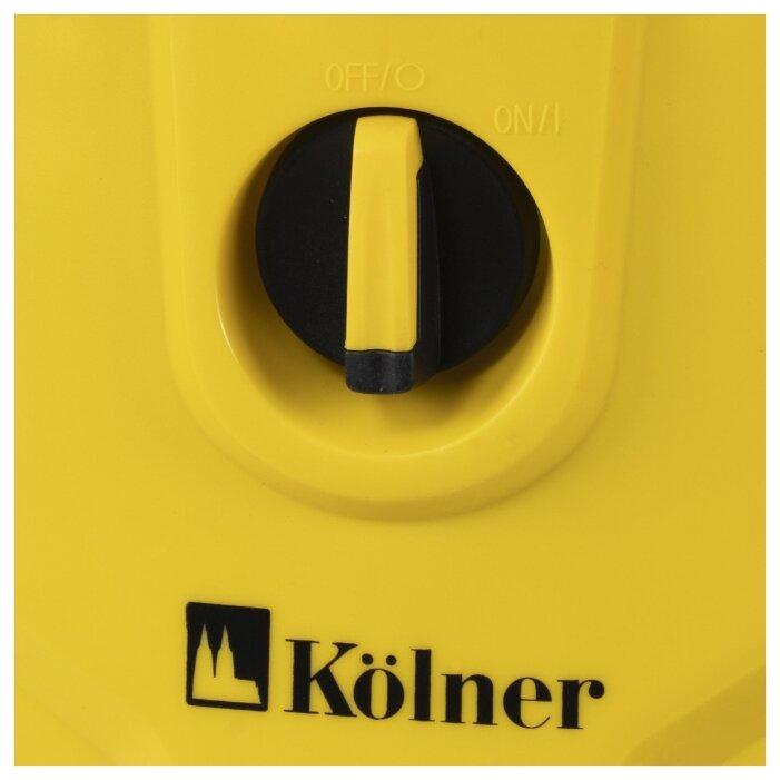Мойка высокого давления Kolner KHPW1900SP 1.9 кВт
