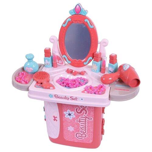 Купить Салон красоты ABtoys Чудо-чемоданчик (PT-01381), Играем в салон красоты
