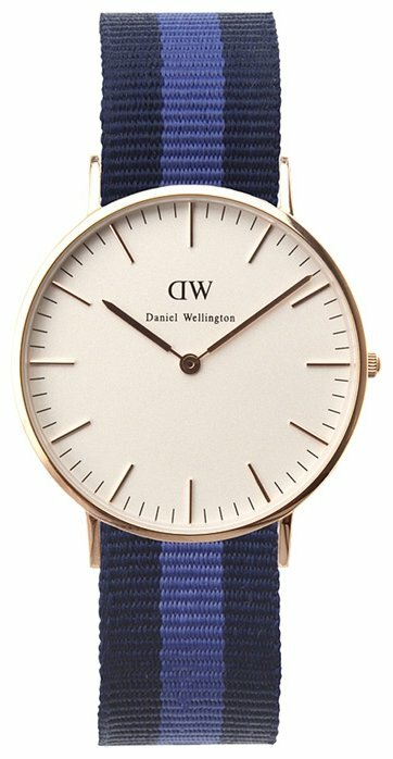 Наручные часы Daniel Wellington Classic Swansea Lady gold